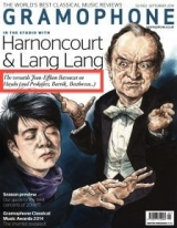 Gramophone interview with Bavouzet by Harriet Smith in the September issue