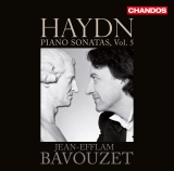 HAYDN Sonatas volume 5  by CHANDOS is released