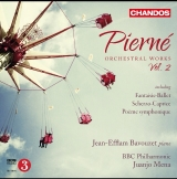 Volume 2 of Pierné recording is published by Chandos