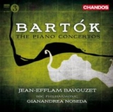 Bavouzet * Noseda * BBC Philharmonic on CHANDOS:  Recommended Recording of the Bartok Piano Concertos