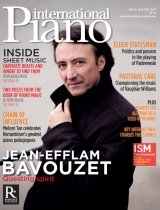 INTERNATIONAL PIANO Magazine January/February 2017