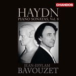 Volume 8 of  HAYDN Sonatas released by CHANDOS