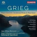 GRAMOPHONE Awards 2018  GRIEG Concerto nominated