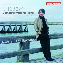 Debussy: Complete Piano Works Vol.1