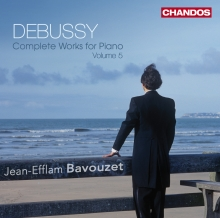DEBUSSY Complete Piano Works Vol.5