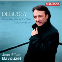 DEBUSSY Complete Piano Works