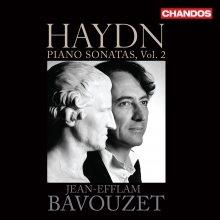 Haydn: Piano Sonatas Vol.2