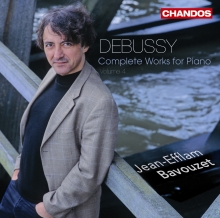 DEBUSSY  Complete Piano Works Vol.4