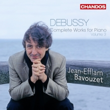 DEBUSSY Complete Piano Works Vol.3
