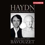 HAYDN Piano Sonatas volume 7 released by CHANDOS